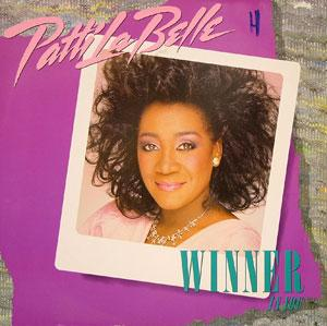 Front Cover Album Patti Labelle - Winner In You