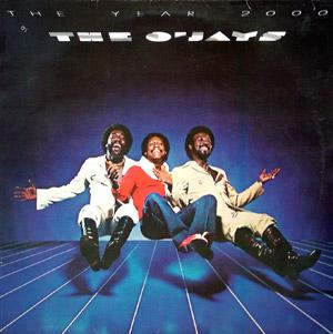 Album  Cover The O'jays - The Year 2000 on PHILADELPHIA INTERNATIONAL Records from 1980
