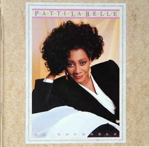 Album  Cover Patti Labelle - Be Yourself on MCA Records from 1989