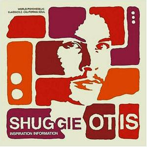 Album  Cover Shuggie Otis - Inspiration Information on EPIC Records from 1975