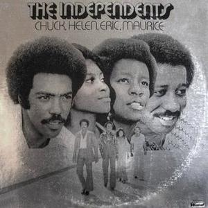 Album  Cover The Independents - Chuck, Helen, Eric, Maurice on WAND Records from 1973
