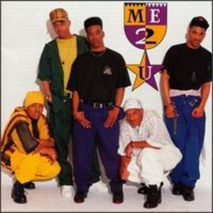 Album  Cover Me-2-u - Me-2-u on RCA Records from 1993