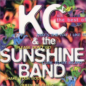 Album  Cover K.c. And The Sunshine Band - Kc And The Sunshine Band on TK Records from 1975