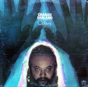 Album  Cover Charles Earland - Odyssey on MERCURY Records from 1975
