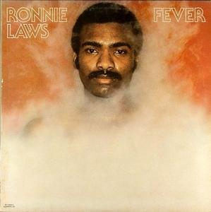Album  Cover Ronnie Laws - Fever on BLUE NOTE Records from 1976