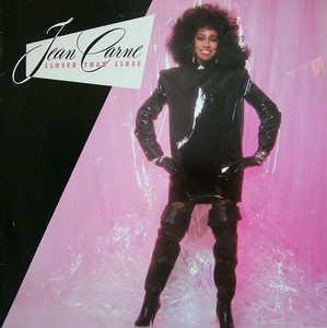 Album  Cover Jean Carne - Closer Than Close on OMNI Records from 1986