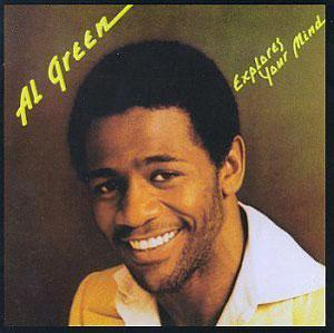 Album  Cover Al Green - Ai Green Explores Your Mind on HI Records from 1974