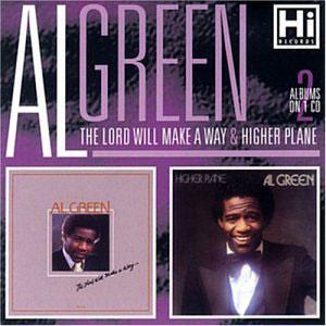 Album  Cover Al Green - Higher Plane on MYRRH Records from 1981