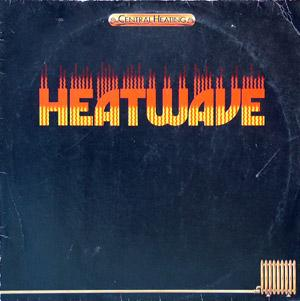 Album  Cover Heatwave - Central Heating on GTO Records from 1977