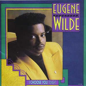 Front Cover Album Eugene Wilde - I Choose You (Tonight)