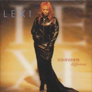 Album  Cover Lexi - Somewhere Different on REAL DEAL (ORPHEUS) Records from 2002