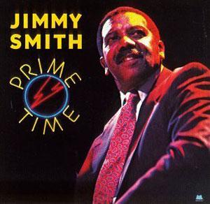 Album  Cover Jimmy Smith - Prime Time on MILESTONE Records from 1989