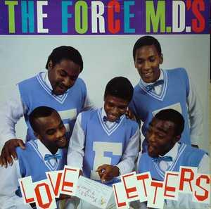 Album  Cover Force M.d.'s - Love Letters on TOMMY BOY (STRANDED) Records from 1984