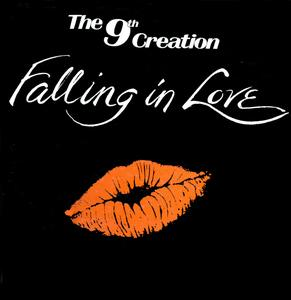 Album  Cover The 9th Creation - Falling In Love on PYE Records from 1975