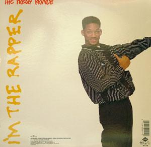 Album  Cover D.j. Jazzy Jeff & The Fresh Prince - He's The Dj, I Am The Rapper on JIVE Records from 1988