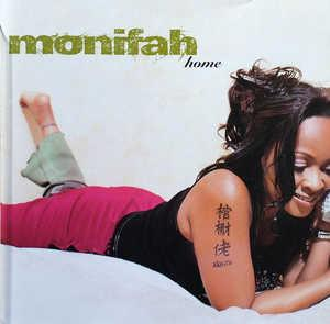 Album  Cover Monifah - Home on UNIVERSAL Records from 2000