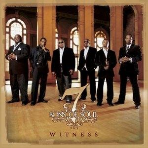 Album  Cover 7 Sons Of Soul - Witness on VERITY Records from 2007