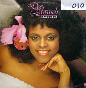 Album  Cover Dee Edwards - Heavy Love on COTTILLION Records from 1979