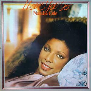 Front Cover Album Natalie Cole - I Love You So