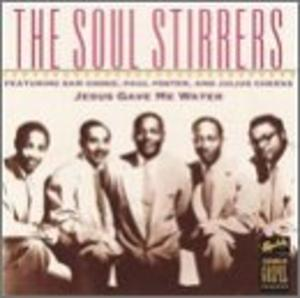Album  Cover Soul Stirrers - Jesus Gave Me Water on ACE Records from 1993