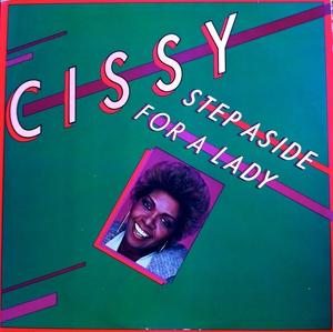 Front Cover Album Cissy Houston - Step Aside For A Lady