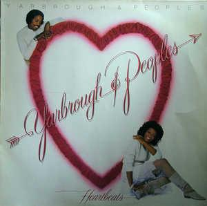 Album  Cover Yarbrough & Peoples - Heartbeats on TOTAL EXPERIENCE Records from 1983