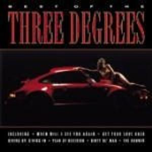 Album  Cover The Three Degrees - The Three Degrees on ARIOLA Records from 1978
