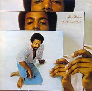 Album  Cover Joe Bourne - It All Comes Back on B.B.I. Records from 1977