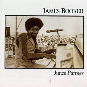 Album  Cover James Booker - Junco Partner on ISLAND / HANNIBAL 1975 / Records from 1993