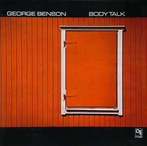 Album  Cover George Benson - Body Talk on CTI Records from 1973