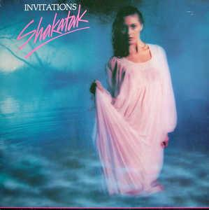 Album  Cover Shakatak - Invitations on POLYDOR Records from 1983