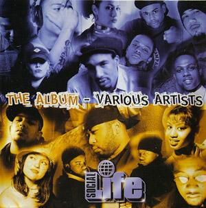 Album  Cover Various Artists - Social Life on V2 Records from 2000