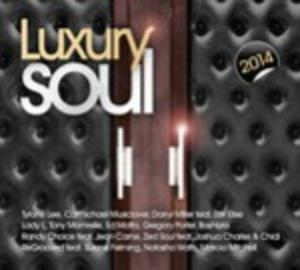 Front Cover Album Various Artists - Luxury Soul 2014