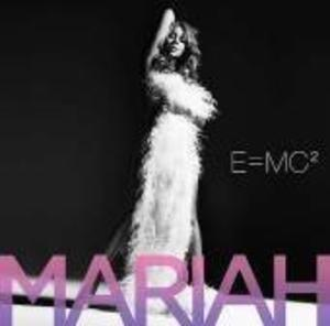 Album  Cover Mariah Carey - E=mc2 on ISLAND Records from 2008