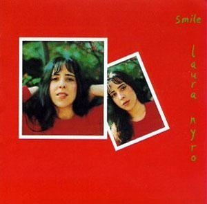 Album  Cover Laura Nyro - Smile on COLUMBIA Records from 1976