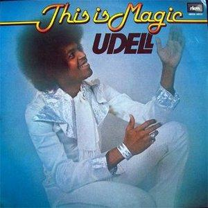 Album  Cover Udell - This Is Magic on  Records from 1977