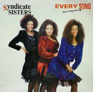 Album  Cover Syndicate Sisters - Every Song (has A Beginning) on DPMC Records from 1990