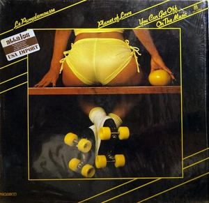 Album  Cover Le Pamplemousse - Planet Of Love on AVI Records from 1979