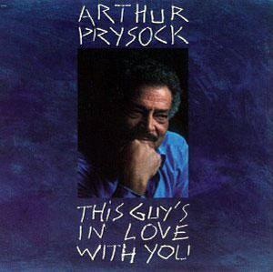 Album  Cover Arthur Prysock - This Guy's In Love With You on MILESTONE Records from 1986