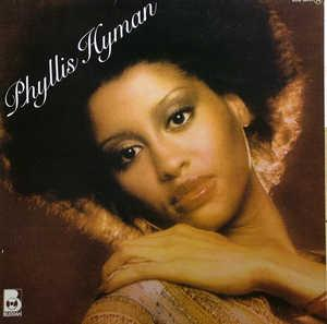 Album  Cover Phyllis Hyman - Phyllis Hyman on BUDDAH Records from 1977