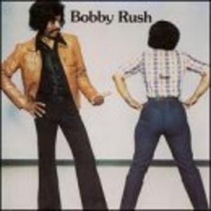 Album  Cover Bobby Rush - Sue on LA JAM Records from 1996