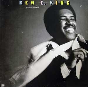 Album  Cover Ben E. King - Music Trance on ATLANTIC Records from 1980