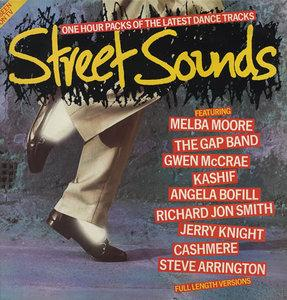 Album  Cover Various Artists - Street Sounds Edition 3 on STREET SOUNDS Records from 1983