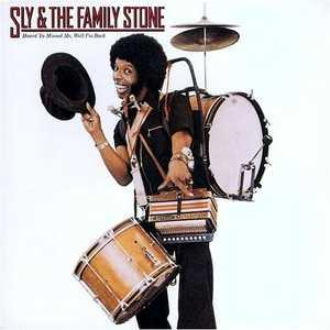 Album  Cover Sly & The Family Stone - Heard You Missed Me, Well I'm Back on EPIC Records from 1976