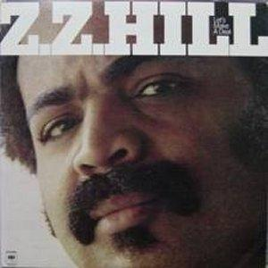 Album  Cover Z.z. Hill - Let's Make A Deal on COLUMBIA Records from 1978