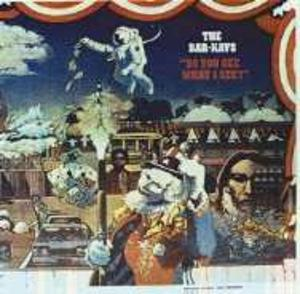 Album  Cover The Bar Kays - Do You See What I See? on POLYDOR Records from 1972