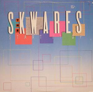 Album  Cover Skwares - Start It Up on MERCURY Records from 1988