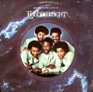 Album  Cover Enchantment - Journey To The Land Of... Enchantment on ROADSHOW Records from 1978