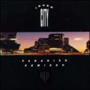 Album  Cover Inner City - Paradise Remixed on 10 Records from 1990