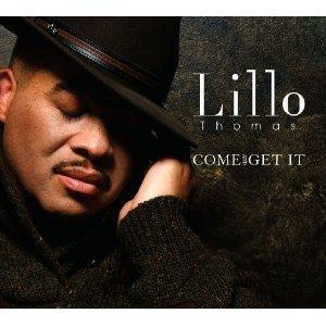 Album  Cover Lillo Thomas - Come And Get It on FITINGO MUSIC Records from 2010